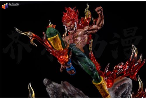Crazy Toys 34cm Naruto Mighty Guy Maito Gai  PVC Statue New