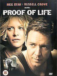 Proof-of-Life-DVD-2001-Meg-Ryan-Hackford-DIR-cert-15-FREE-Shipping