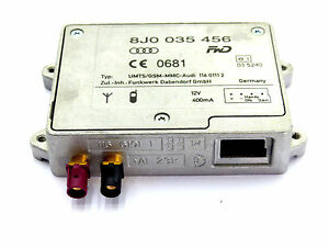 8j0035456-AUDI-A4-A5-A6-A8-Q5-Q7-R8-A1-8x-amplificador-de-antena