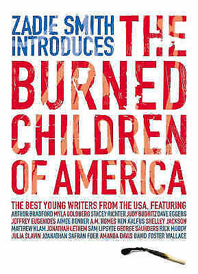 The Burned Children of America, Smith, Zadie, Very Good Book