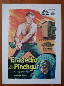 Four Desperate Men Aldo Ray Spanish Press Sheet 1965 Siege Of Pinchgut Sydney Ebay Languages · 1 decade ago. ebay