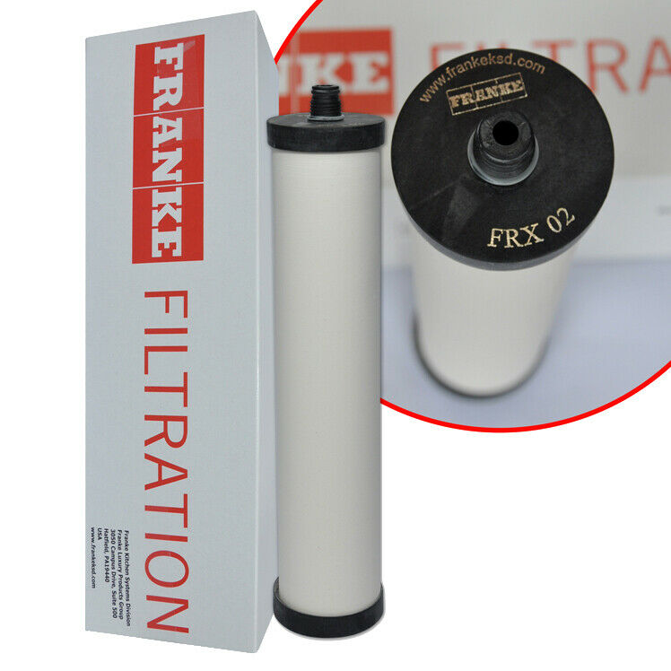 Franke FRX-02 Triflow Filter Replacement Cartridge With Lead Removal