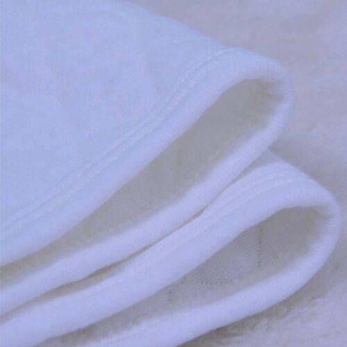 3x Bébé Nourrisson Nouveau-né coton ventre Cordon ombilical soins chaud Protecteur Blanc