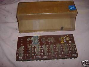[FPWZ_2684]  VW dasher Audi Fox Fuse box 1974 yr # 823 941 813 | eBay | Fox Fuse Box |  | eBay