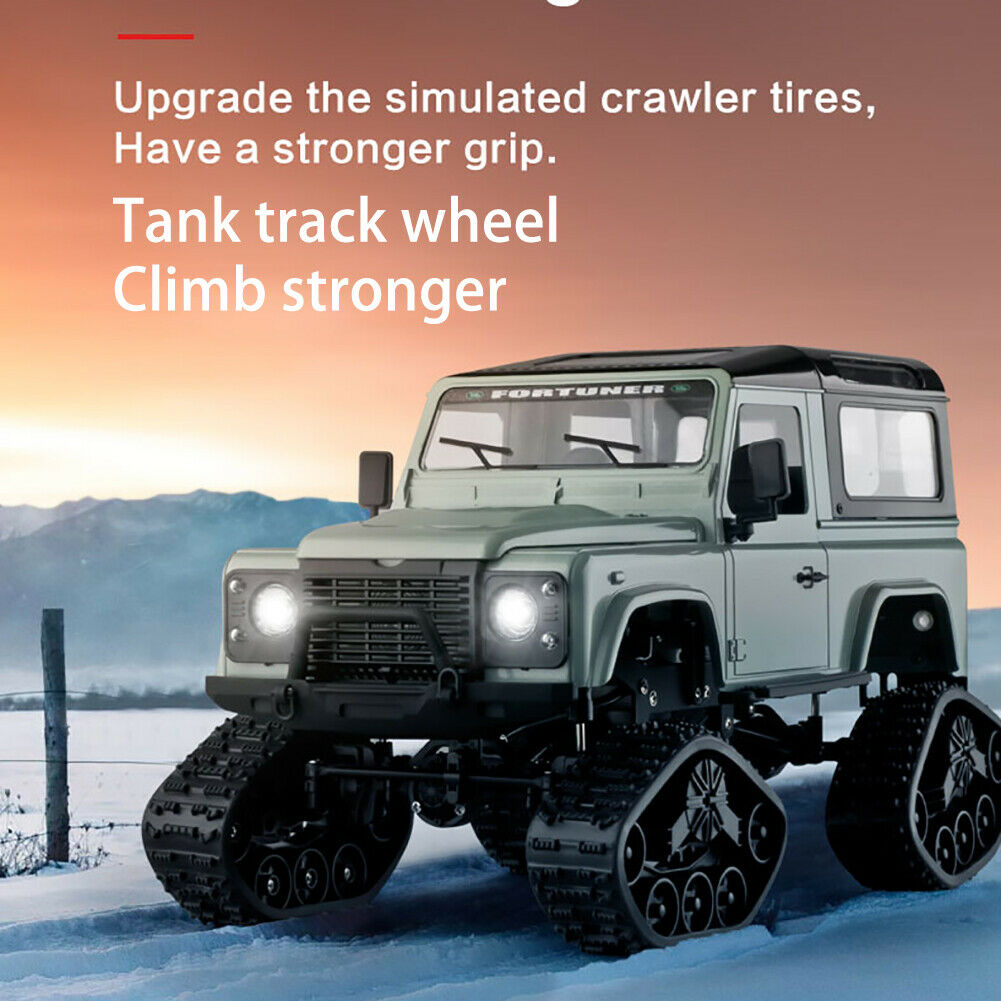 High Quality 1 16 RC Car 4WD Climb Car Guard Land Rover Cross Country Off-Road