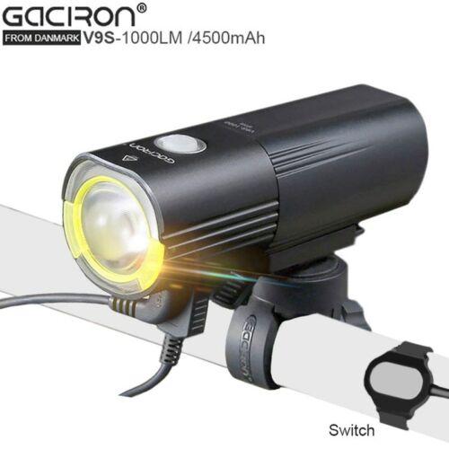Cycling Light 4500mAh USB Bicycle Bike Portable Power Mobile Battery Waterproof