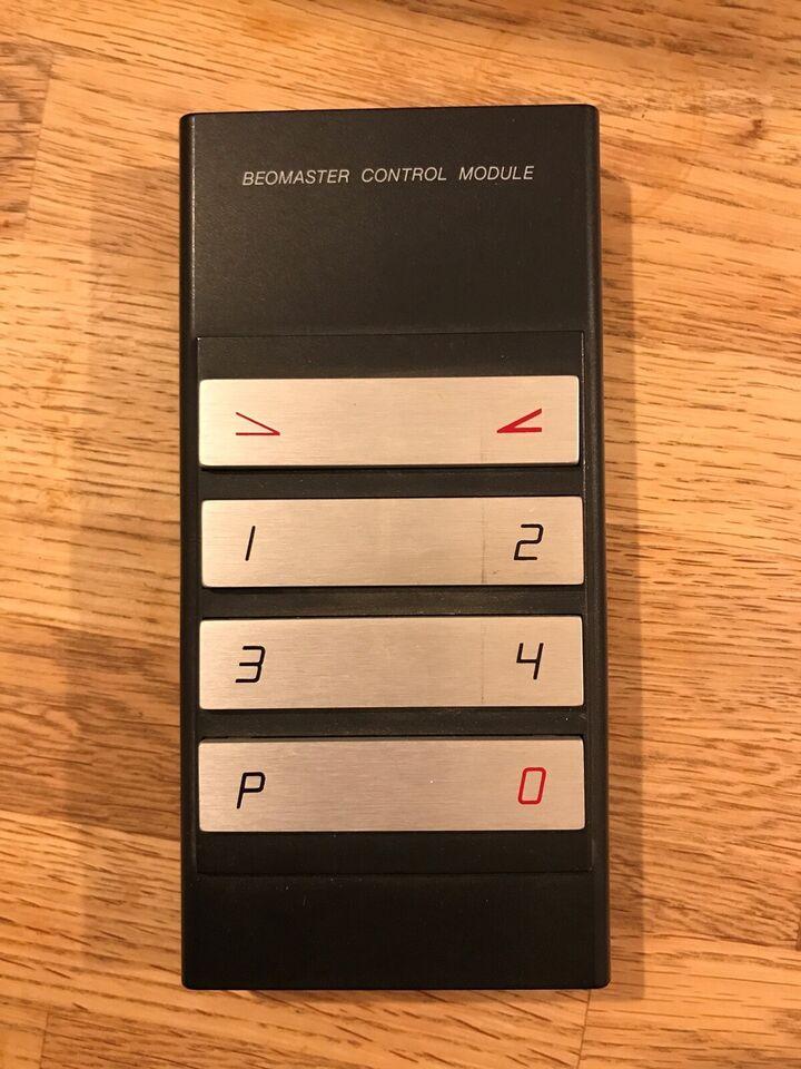 Højttaler, Bang & Olufsen, Controller module beomaster