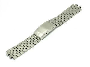 Omega-Stahl-Armband-Stahlband-Edelstahl-104-No-12-Schliessencode-11-76