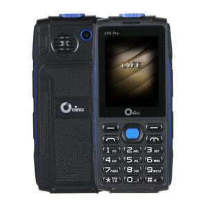 Outdoor Robuste Bleu Foncé Noir Téléphone Portable Quad Quatre 4 SIM GSM SIM STANDBY