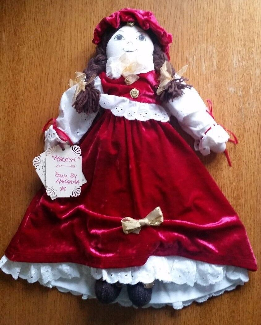 Handmade Ragdoll - Merryn - Exclusive Edition