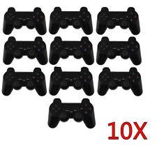 10x 2.4G USB Wireless Dual Vibration Gamepad Controller Joystick For PC Lap
