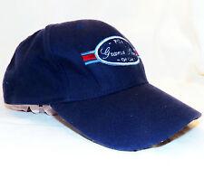 PGA Grand Slam of Golf Legendary Headwear Navy Blue Structured Baseball Hat Cap