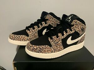 Nike Air Jordan 1 Mid SE Leopard