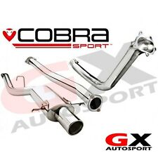 SB32d Cobra Subaru Impreza WRX STI 06-07 Road Turbo Back Exhaust Decat Non Res