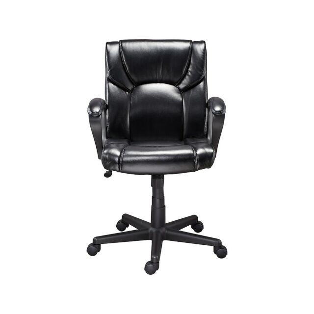 Black Montessa Luxura 272067 Chair II Managers Staples ED2H9WYI