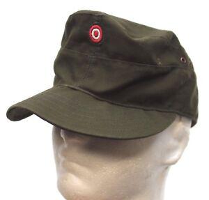 Image is loading AUSTRIAN-ARMY-FIELD-HAT-CAP-amp-BADGE fc4ac7da3c39