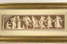 Frantz Gabriel FIESINGER (1723-1807): Zwei Radierungen Antike Friese Moitte