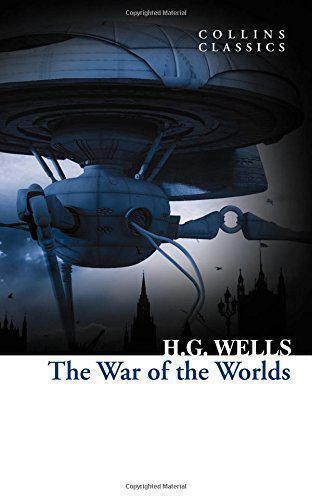 The War Of Worlds (Collins Classics) Par Puits, H.G Neuf Livre ,Gratuit & Fast