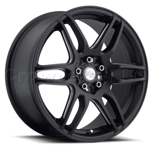 NICHE  18 x 8 Nr6 Car Wheel Rim 5x105 5x120 Part # M106188024+40