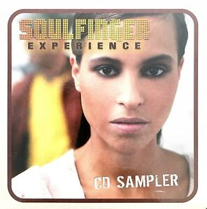 Soulfinger-Experience-CD-Single-Des-Bouts-De-Toi-Promo-France-EX-EX