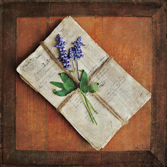 Cristin Oreillettes   Lettres à Home II Civière-image de L'Écran Nature Morte