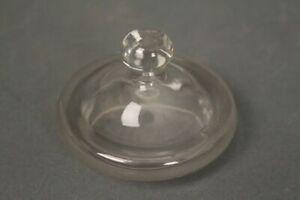 Glas-Deckel-antik-55-mm-Gravur-Handarbeit-Bonboniere-Dose-Deckeldose-Schale