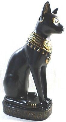 Statuette Bastet  statuette égyptienne  Statuette Déesse Bastet