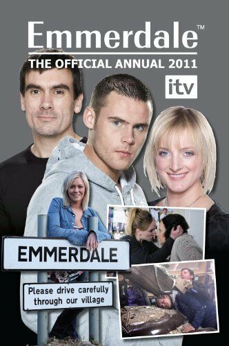 Official ITV Emmerdale Annual 2011