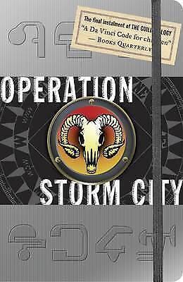 Operation Storm City-ExLibrary