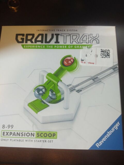 Ravensburger Gravitrax Scoop Accessory - Marble Run & STEM