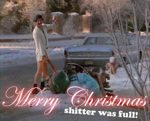 Man Cave Gag Gifts : Christmas vacation cousin eddie #2 magnet refrigerator locker gag