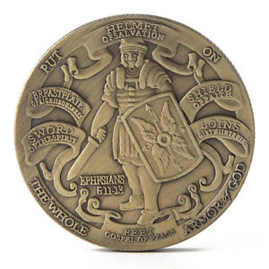 Helmet-Of-Salvation-Put-On-The-Whole-Armor-Of-God-Commemorative-Coin-In-UK-XW