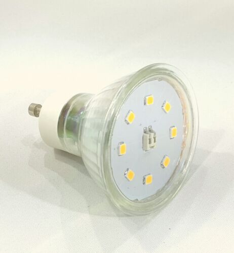 5W = 50W 230V GU10 Bad Outdoor Feuchtraum Badeinbauleuchte AQUA IP65 SMD LED A