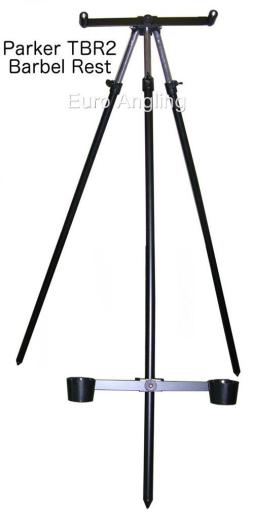 Parker Angling Nuovo Telescopica 0.91.8m TBR2 Barbiglio Treppiedi
