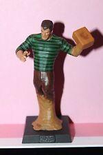 Figuras de Plomo de Colección Marvel Hombre de Arena Eaglemoss Sandman