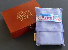 The Alice Tarot Cards Deck Baba Studio Prague Limited Edition #87/500