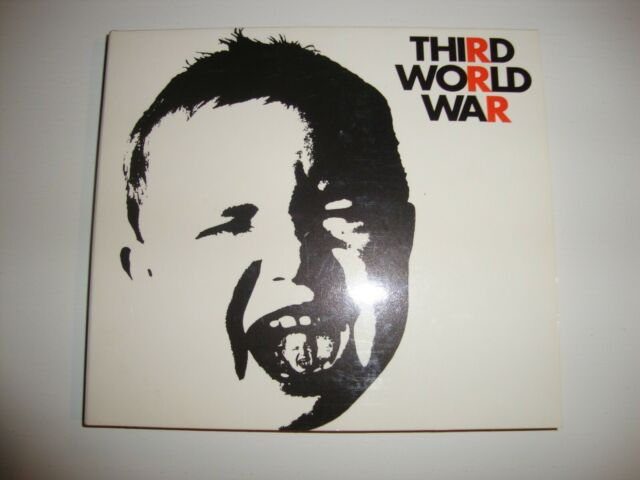Rare THIRD WORLD WAR - Third World War CD Album SPALAXCD14504