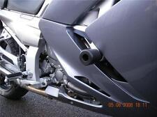 YAMAHA FJR 1300 CRASH MUSHROOM PROTECTORS SLIDER BUNGS BOBBINS 06 12 NO CUT R6E3