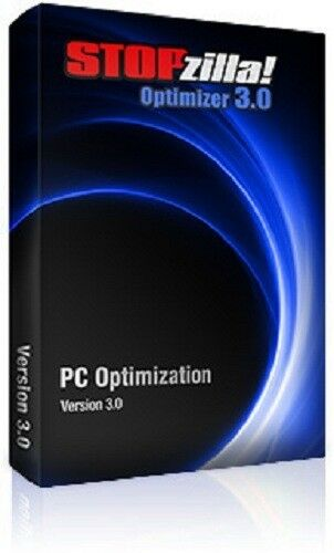 STOPzilla optimizer Tune-Up,Clean Fix Registry,Defrag,Speed Up, Update PC