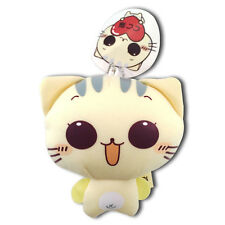 Little Kitty Cat Soft Plush Microbead Foam Nylon Stuffed Animal Keychain New