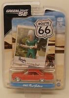 Greenlight Route 66 Usa Illinois 1965 Ford Galaxie 2011 G1
