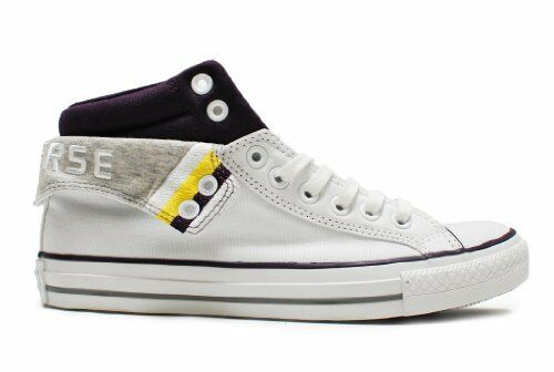 Unisex Converse CT PC2 MID -131963C - WEISS/Purple Trainers