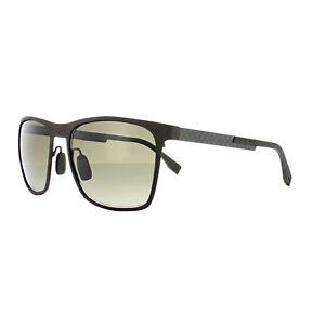 Hugo Boss Sunglasses 0732 KCR HA Matt Brown Carbon Brown Gradient   eBay 20cf3193a2f2