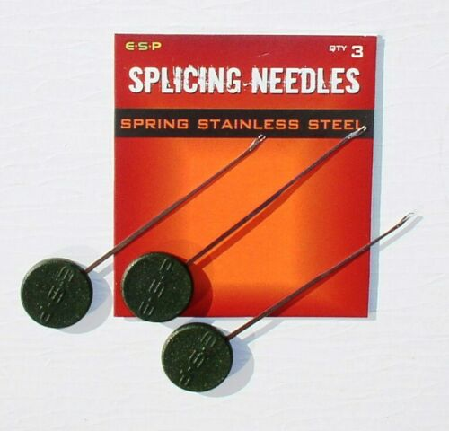 Splicing Needle Drennan // ESP Spleissnadeln Spleißnadel Preis für 3 Stück