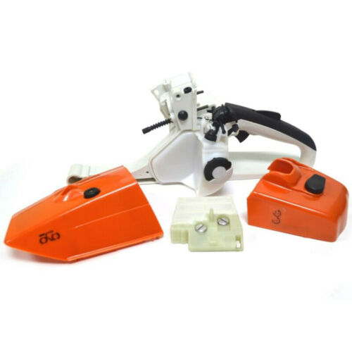 Gas Fuel Tank Rear Handle Shroud Air Filter Cover For Stihl 026 MS260 Chainsaw
