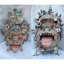 Hayao Miyazaki Howl's Moving Castle Land Version DIY Handcraft Paper Model Gift