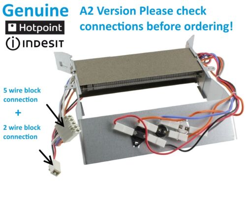 Hotpoint AQCF 852 BUUK AQCF 952 BIUK Asciugatrice Elemento Riscaldatore versione 2