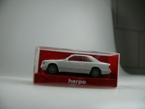 4 /'Bianco/' Herpa 021456 MB 320 e Cabriolet no NUOVO!