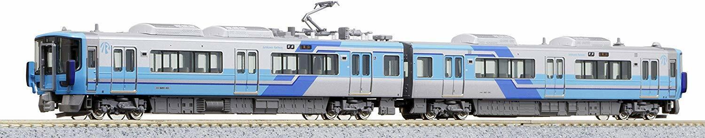 Kato 101509 ISHIKAWA Railway 521 Serie Blu 2 Auto Set