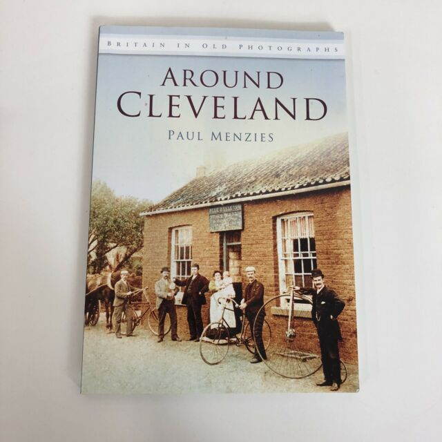 Around Cleveland by Paul Menzies (Paperback, 2009) - UK Tourist Guide Book